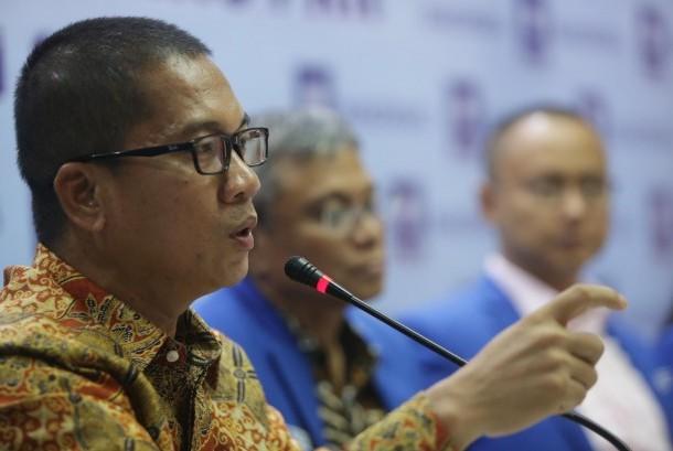 Wakil Ketua Pansus RUU Pemilu Yandri Susanto.