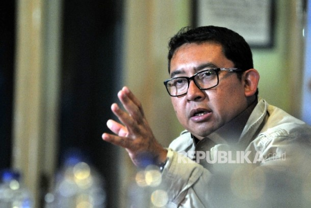 Wakil Ketua Partai Gerindra Fadli Zon.