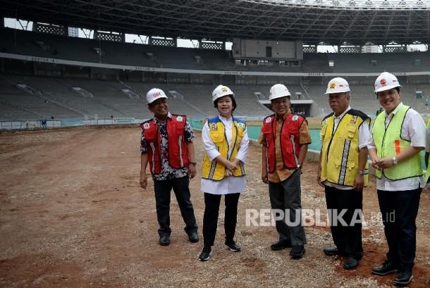 Asian Games 2018, Menpora: Efisiensi Diperlukan