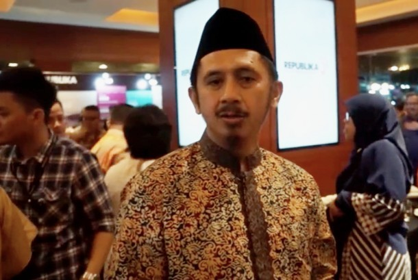 Wakil Sekretaris Jenderal Majelis Ulama Indonesia Ustaz Zaitun Rasmin