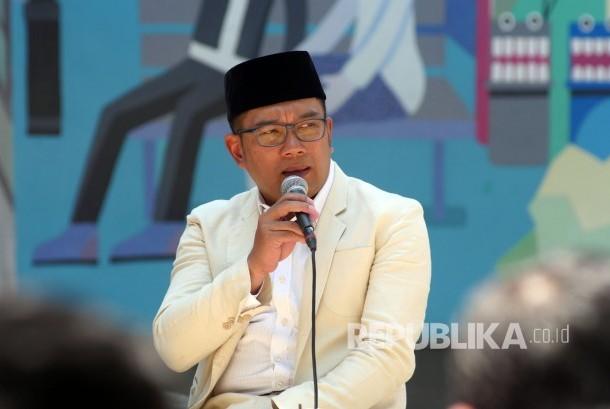Ridwan Kamil: Saya Ini 'Pengantin'