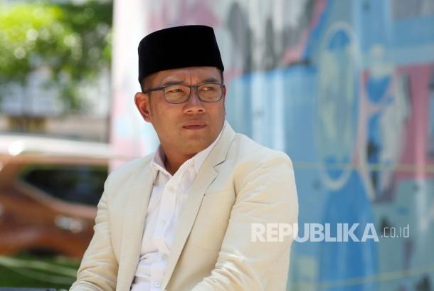 Wali Kota Bandung Ridwan Kamil