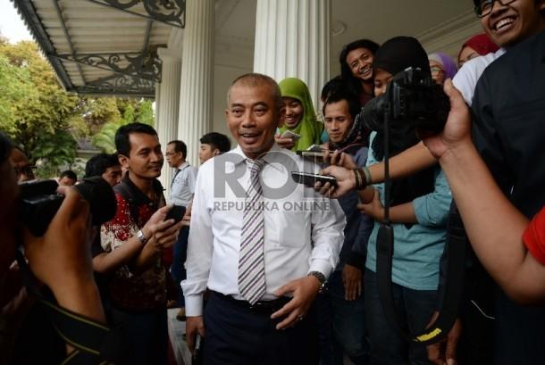 Wali Kota Bekasi, Rahmat Effendi.