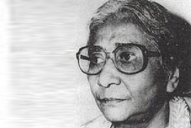 Wanita ahli kimia asal India Asima Chatterjee.