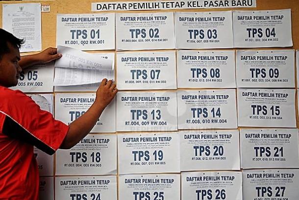 KPU DIY Diminta Segera Perbaiki DPT