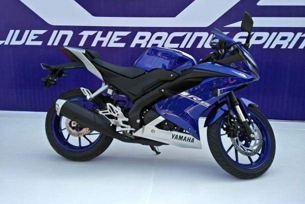 Yamaha luncurkan All New R15 di Sentul, Bogor.
