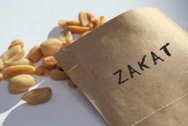 Zakat Fitrah (ilustrasi).