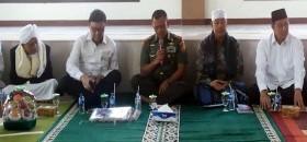 Pertemuan di Pesantren Buntet, Cirebon, yang diinisiasi oleh Jenderal Gatot Nurmantyo