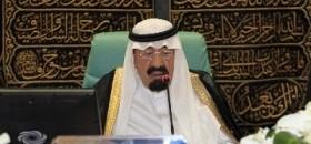 Raja Abdullah bin Abdulaziz.