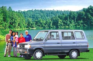 Kijang Super dan Grand