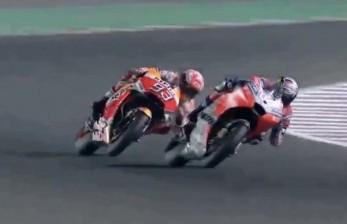 Tampil Impresif Dovizioso Menangkan Seri Pertama MotoGP 2018