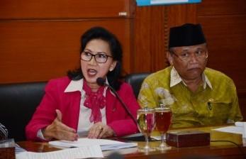 Anggota Panja RUU Penghapusan Kekerasan Seksual Komisi VIII DPR Itet Tridjajati.