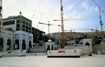 Menyaksikan Hasil Pengembangan Masjidil Haram