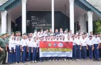 TNI dan KPM Gelar Wisata Matematika Bela Negara