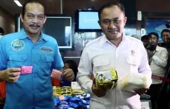 BNN Tangkap Sindikat Narkoba di Aceh dan Pekanbaru
