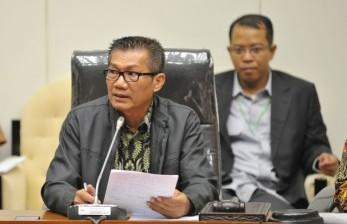 Ketua Pansus Panitia Angket KPK Agun Gunandjar