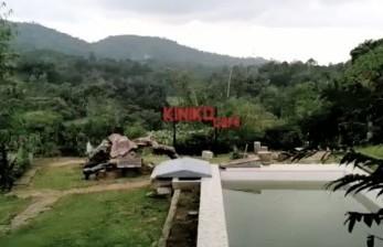 Kedai Kopi Unik Kawasan Tanah Datar