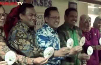 Menteri Perdaganagan , Rahmat Gobel dan Ketua DPD RI, Irman Gusman