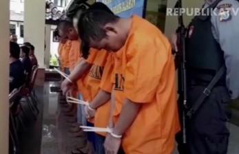 Polda DIY Ciduk Pembobol ATM di Yogyakarta