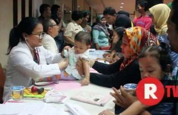Pelayanan vaksin ulang di Jakarta