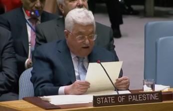 Presiden Abbas Serukan Konferensi Perdamaian Internasional
