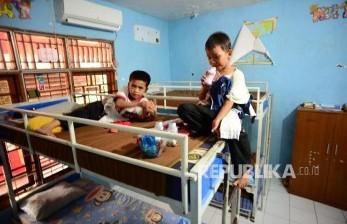 Rumah Yatim tak Sekadar Bantu Sektor Pendidikan Anak