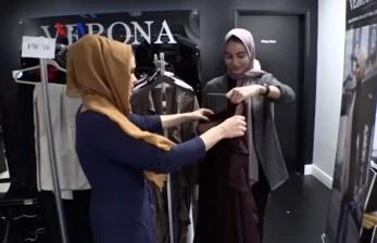 Busana Muslim Merambah Ritel di AS