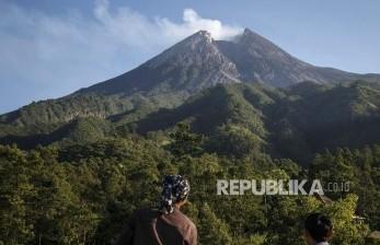 BPPTKG: Gunung Merapi Alami Proses Erupsi Magmatis