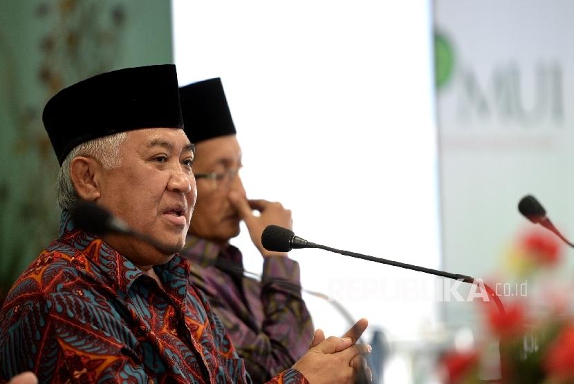 Din Syamsuddin: Konvensi Ini Terobosan Baru Muhammadiyah