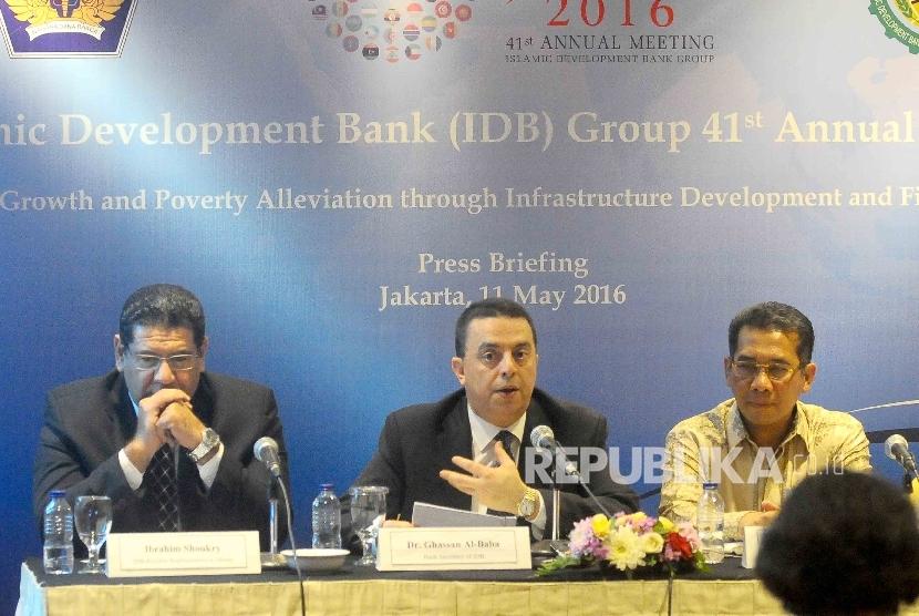 IDB Komitmen Kucurkan 870 Juta Dolar AS ke Indonesia