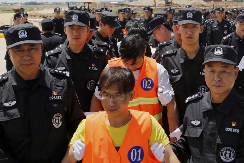 WNI Ditangkap di Kamboja Atas Kasus Pemerasan