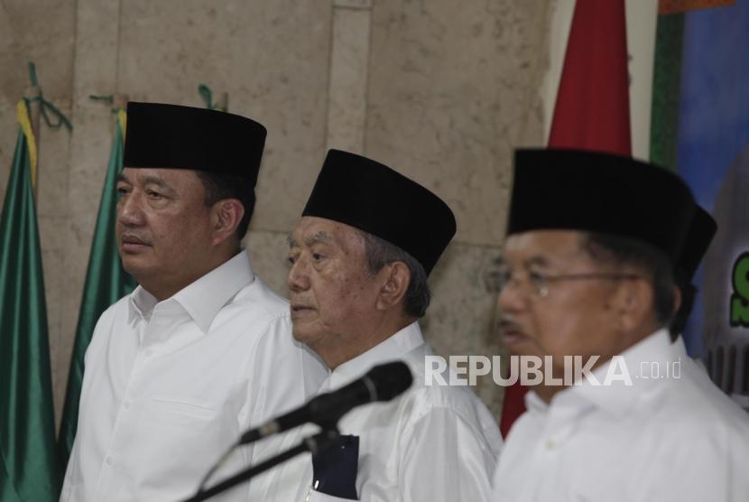 Komjen Syahfruddin Waketum DMI Periode 2017-2022