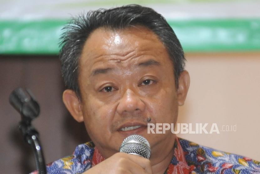 Sekretaris Umum Pimpinan Pusat Muhammadiyah - Abdul Mu'ti