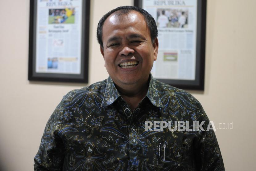 Direktur Utama BRI Syariah Mochammad Hadi Santoso