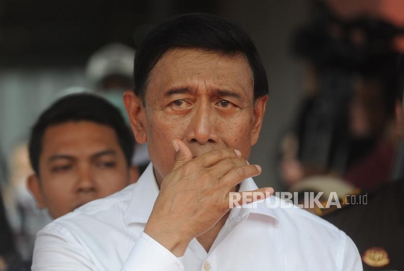 Menteri Koordinator Politik, Hukum dan Hak Asasi Manusia - Wiranto