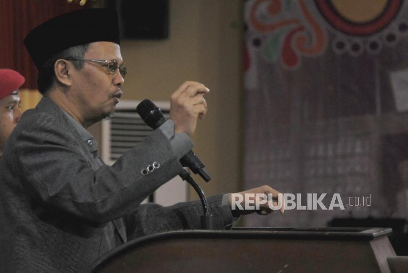 Ketua PP Muhammadiyah Yunahar Ilyas