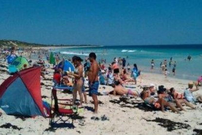 Pantai di Australia