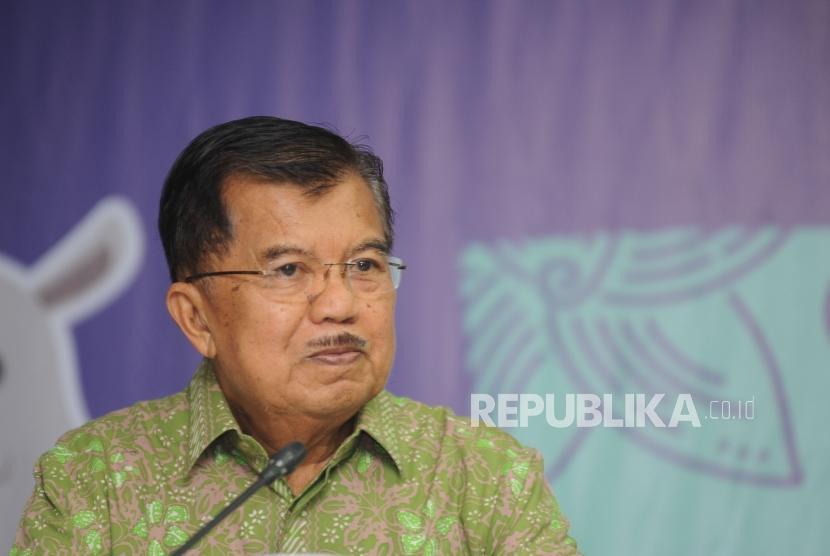 Wakil Presiden RI - Jusuf Kalla.
