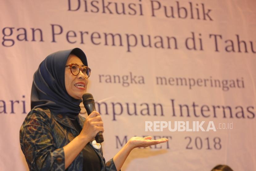 Ketua Bidang Pemberdayaan Perempuan/KPPG dan Ormas Perempuan Partai Golkar Hetifah Sjaifudian.