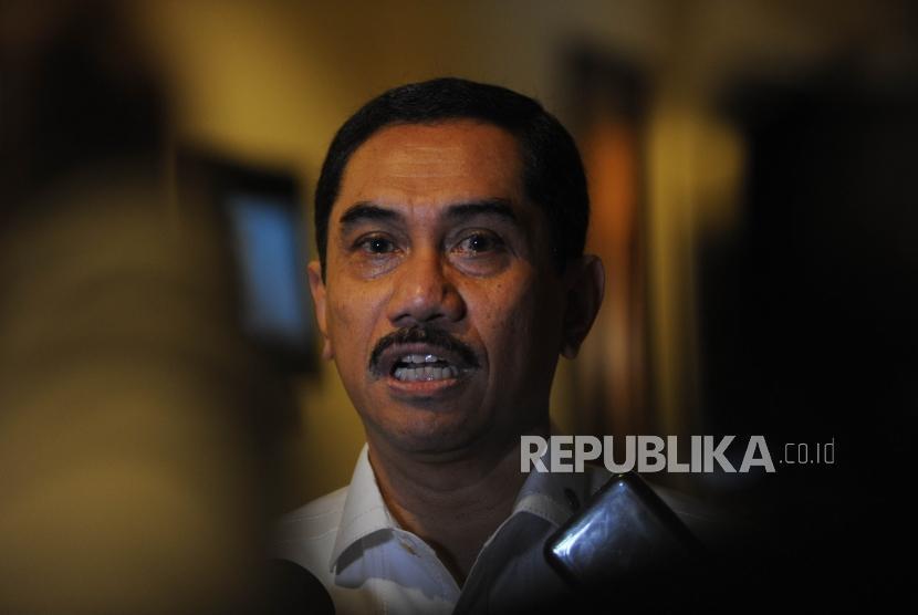 Kepala BNPT - Komjen. Pol. Suhardi Alius