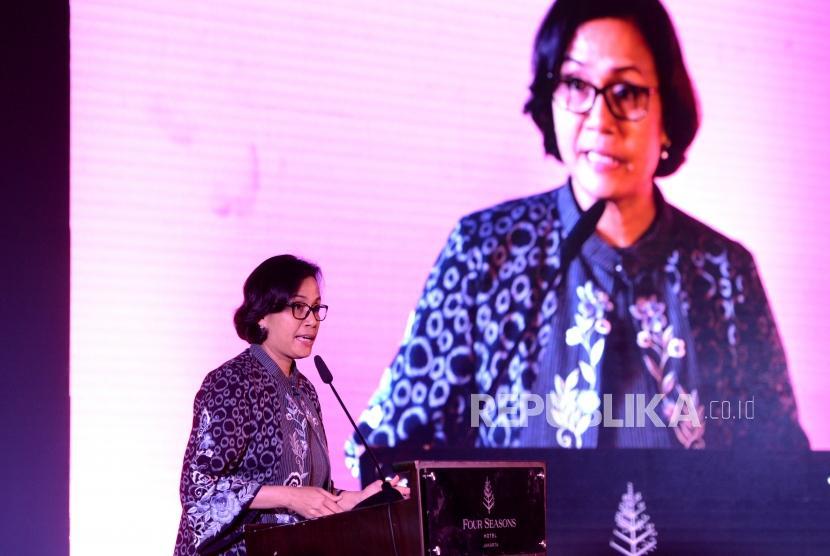 Sri Mulyani Sebut Anggaran Kementerian PUPR Masih Tersisa