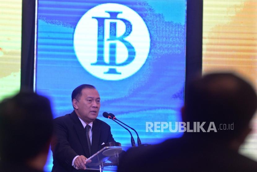 Gubernur BI Agus DW Martowardojo