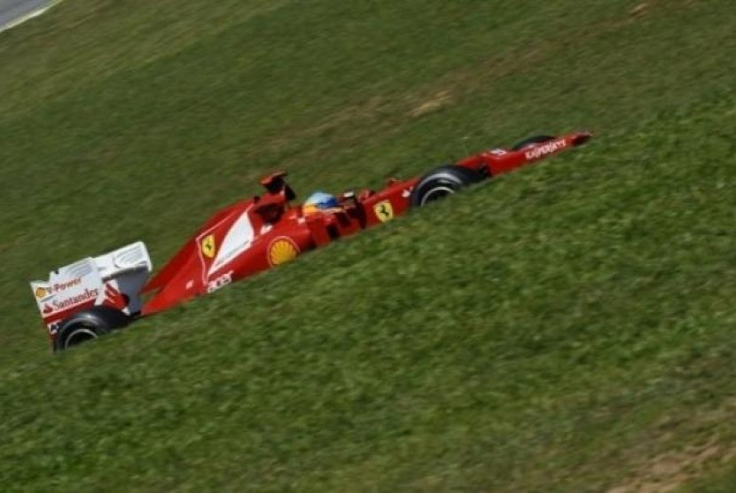 Alonso: Semua Orang Tahu Siapa Yang Terbaik