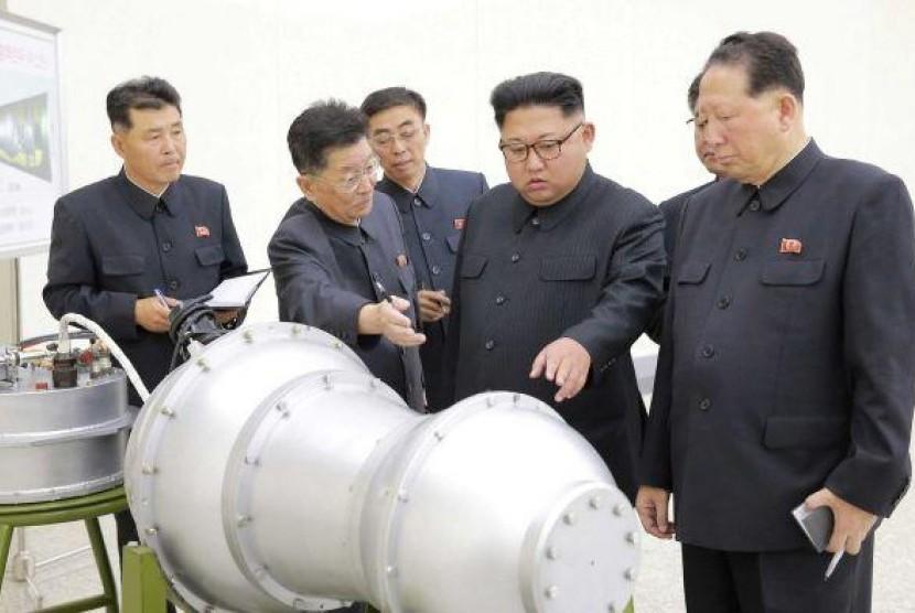 Korea Utara Mungkin Lakukan Uji Bom Hidrogen di Pasifik