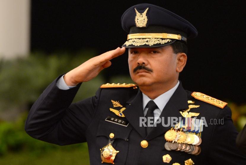 Panglima: Alutsista TNI AU Belum Sesuai Kebutuhan