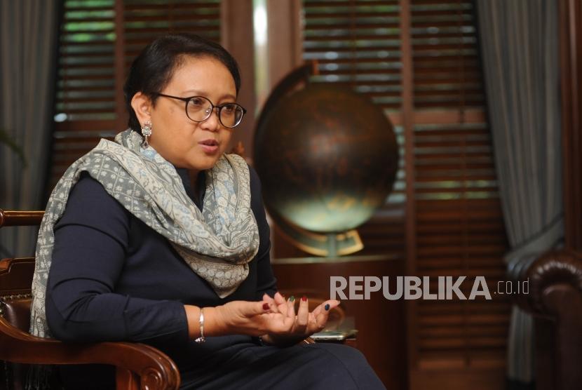 Menteri Luar Negri - Retno Marsudi