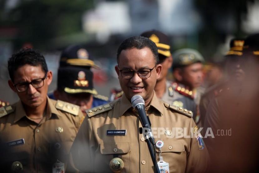 Governor of DKI Jakarta Anies Baswedan