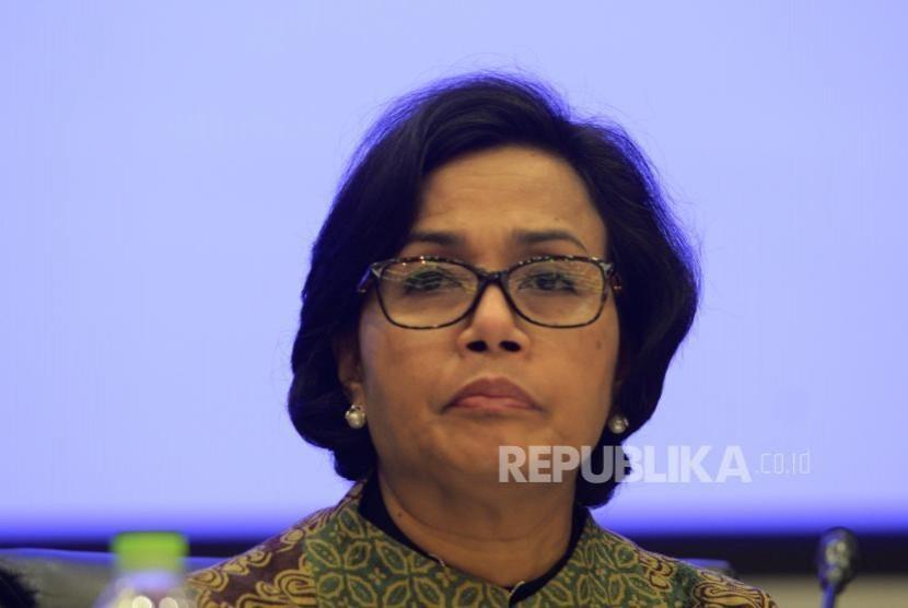 Sri Mulyani - Menteri Keuangan