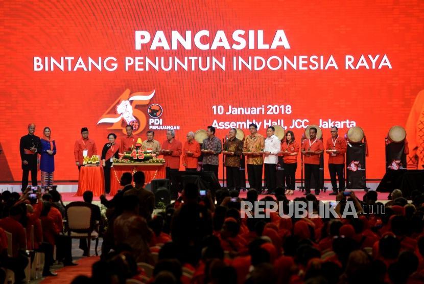 Megawati Ingatkan PDIP Soal Ketuhanan