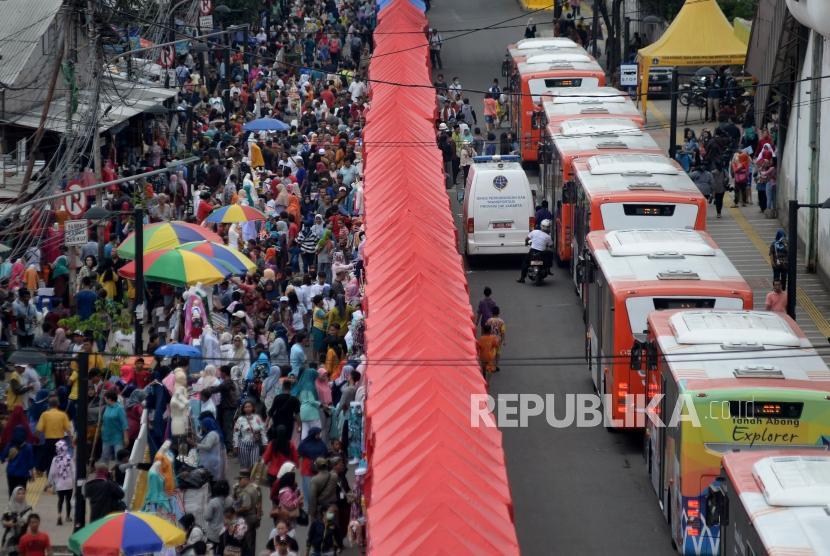 Soal Penertiban PKL Tanah Abang, Ini Komentar Haji Lulung
